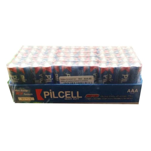 Pilcell Pil İnce (AAA)